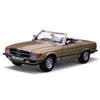 SunStar 1/18 1977 Mercedes-Benz 350-SL κάμπριο SUN4595