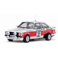 SunStar 1/18 3rd Lombard RAC Rally 1976 FORD ESCORT MKII - #32 B.Waldegard/H.Thorszelius SUN4448