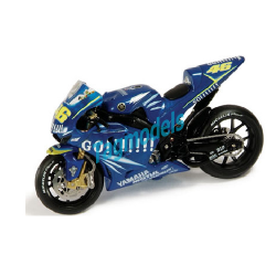 IXO-MODELS BRB004 Scale 1/12 | YAMAHA YZR-M1 GOULOISES FORTUNA N 46 MOTOGP WORLD CHAMPION 2004 VALENTINO ROSSI