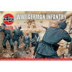 WW1 GERMAN INFANTRY  AIRFIX  00726V