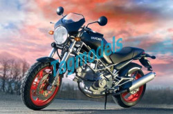 Revell 07923 Ducati Monster S4