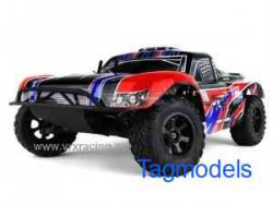 1/10 Scale 4WD Electric Short Course Truck