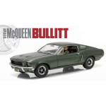 GREENLIGHT  13551  Ford MUSTANG GT FASTBACK 1968 KISSIMMEE 2020 UNRESTORED BULLIT