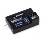 Futaba R202GF 2-channel Rx 2.4GHz S-FHSS Receiver