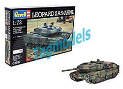 Revell 03187 Leopard 2A5 / A5NL Model Kit