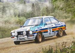Italeri 3650 Ford Escort RS 1800 Mk.II Lombard RAC Rally  3650