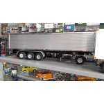Wedico 3-axel fridge trailer