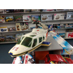 Vario Bell 222v Helicopter with Webra 61 nitro engine ARF