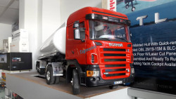 RC Wedico Scania 2axel tractor rtr