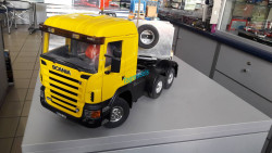 Wedico RC Scania tractor 3-axel rtr