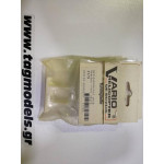 VARIO 37/9 GEARBOX COVER WHITE
