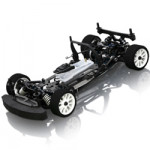 Velox V10 ''WC'' 1:10 Scale TW Baukasten - Black Edition (400008B)