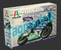 Italeri 4628 Honda RC 211V GP1 2004 Movistar