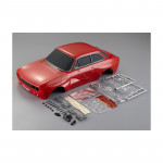 ALFA GTAM PAINTED RED BODY 1:10 ELECTRIC  KBD48319