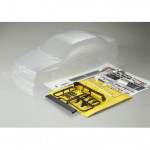 ALFA ROMEO 155 GTA CLEAR BODY WITH ACCESSORIES   KBD48472