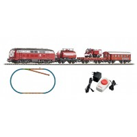 Piko Fire Train DB Analog Starter Set PI57153