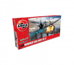 Hawker Sea Fury FB.11 , 1/48  AIRFIX  6105