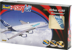 Revell 6640 Airbus A 380 Demonstrator easykit Aircraft 1:288