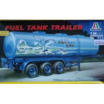 Fuel Tank Trailer  ITALERI  713