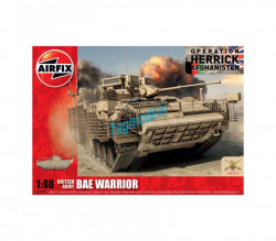 BAE Warrior, 1/48  AIRFIX  7300