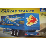 Canvas Trailer  ITALERI  745