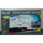 Truck-Racing Trailer  REVELL  7532