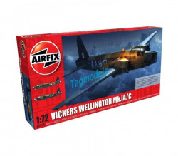 Vickers Wellington Mk.IA/C, 1/72  AIRFIX  8019