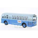 General Motors TDH 3714, light green/white, 1955  IXO BUS007