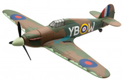 ATLAS  D18  Hawker HURRICANE MK.I UK