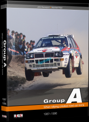 Group A - When rallying created road car icons  BOOK 0110030MC