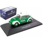VW KEVER 1200 DEUTSCHLAND 1977 - POLICE CAR COLLECTION  ATLAS  KW01