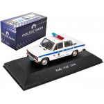 Lada 2106 (VAZ) RUSSIA 1976 - POLICE CAR COLLECTION  ATLAS  KW09
