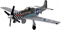 ATLAS  LG12  NORTH AMERCAN MUSTANG P-51D GEORGE PREDDY 1944
