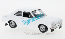 Ford Escort MK I, white, Plain Body Version, including spare tyres , 1971  IXO  MDCS027