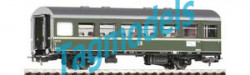PIKO 53081 Reko 2-Axle Coach 2nd Cl. DR III