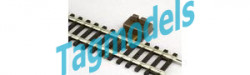 PIKO 55270 Track Power Clip - Analog Layouts