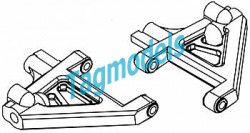 Rear Lower Suspension Arm NTC (2)