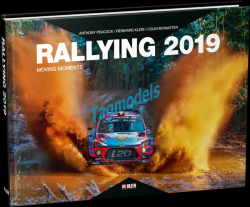 Rallying 2019 - Moving Moments  BOOK 0111119MC