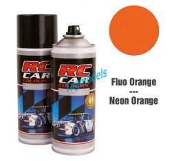FLUO DEEP ORANGE - LEXAN PAINT 150 ML   RCC1011