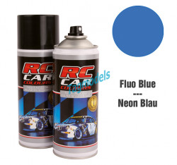 FLUO BLUE - LEXAN PAINT 150 ML   RCC1014