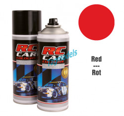 lexan paint - light red 150 ML   RCC110