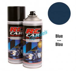 lexan paint - dark blue 150 ML   RCC216