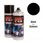 lexan paint - black 150 ML  RCC610
