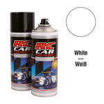 lexan paint - white 150 ML RCC710