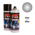 lexan paint - silver 150 ML  RCC933