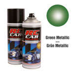 lexan paint - metal green 150 ML  RCC934