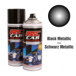 lexan paint - metal black 150 ML  RCC935