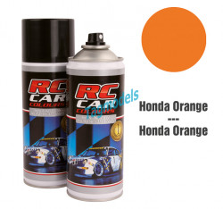 lexan paint - Honda Orange 150 ML  RCC945