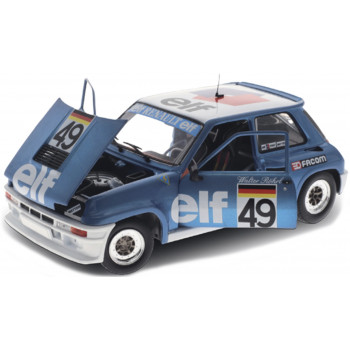 Renault 5 TURBO #49 W.ROHRL EUROPEAN CUP 1981  SOLIDO  421185430
