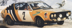 Renault 17 #2 B. KRUPA WINTER-RALLY RUSLAND 1976  SOLIDO  421185490